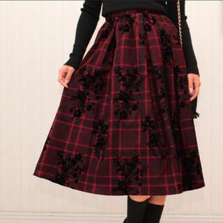 アナップ(ANAP)のCHILLE スカート(ひざ丈スカート)