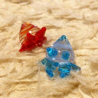 ミニチュアガラス細工(ガラス)