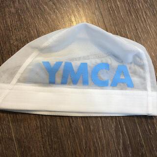 YMCA  スイミングキャップ 水泳帽(マリン/スイミング)