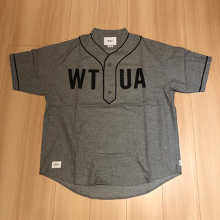 W)taps - WTAPS LEAGUE SS / SHIRT. COTTON 02