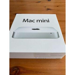 APPLE Mac mini 2011 8GB SSD256G +USキーボード(PC周辺機器)
