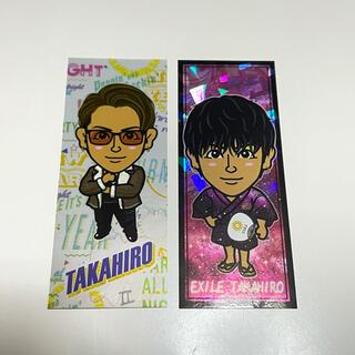 EXILE TRIBE - TAKAHIRO 千社札