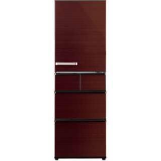 AQUA ノンフロン冷凍冷蔵庫 AQR-SV42G