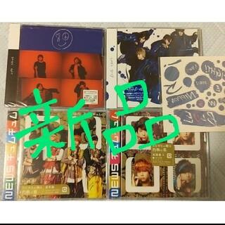 ジャニーズ(Johnny's)の新品 NEWS CD+DVD セット(ポップス/ロック(邦楽))