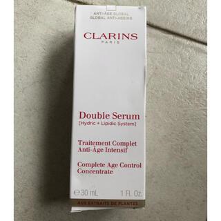 クラランス(CLARINS)の新品ね クラランス ダブルセーラムEX 30ml(美容液)