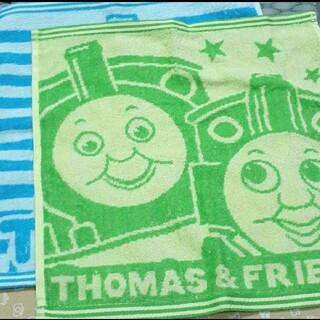 機関車トーマス ハンドタオル 2枚セット(キャラクターグッズ)