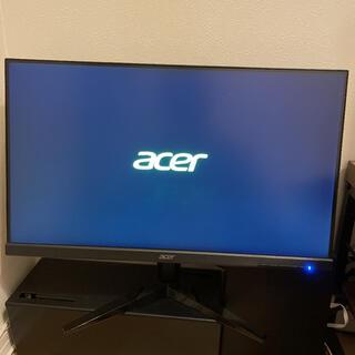 Acer ゲーミングモニター kg251Qbmiix 24.5インチ(ディスプレイ)
