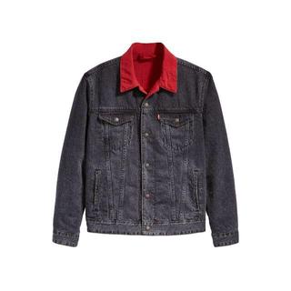 リーバイス(Levi's)のAir Jordan x Levis Reversible jacket(Gジャン/デニムジャケット)