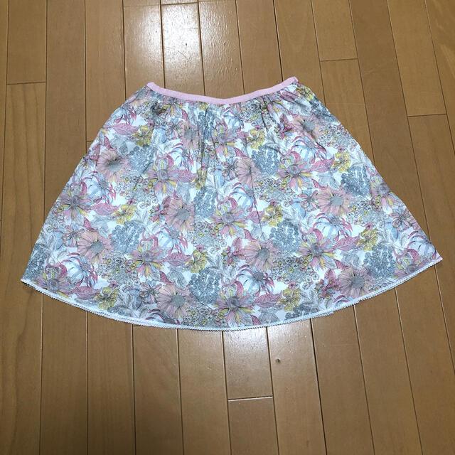 familiar(ファミリア)のファミリア スカート 150 キッズ/ベビー/マタニティのキッズ服女の子用(90cm~)(スカート)の商品写真