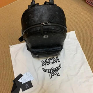 MCM - MCM リュック Lサイズ 美品