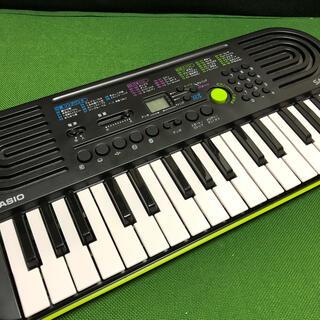 CASIO - CASIO SA-46   ミニキーボード 電子ピアノ 箱あり