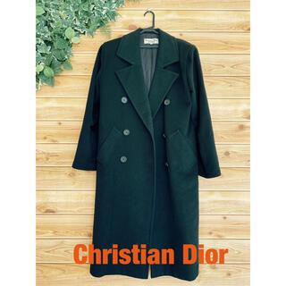 クリスチャンディオール(Christian Dior)のDior チェスターコート ロングコート レディース(ロングコート)