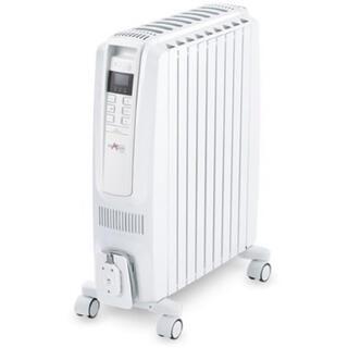デロンギ(DeLonghi)の【新品、未使用】デロンギ ドラゴンデジタルスマート オイルヒーター(オイルヒーター)