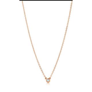 Tiffany & Co. - ティファニーバイザヤード ネックレス