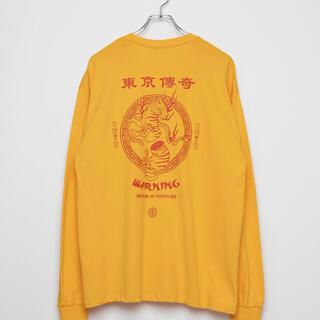 LEGENGA 東京傳奇 Longsleeve T-shirt(Tシャツ/カットソー(七分/長袖))