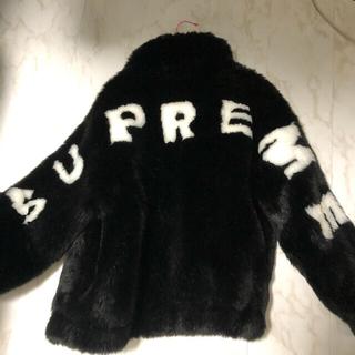 Supremeシュプリーム Faux Fur Bomber Jacket(ブルゾン)
