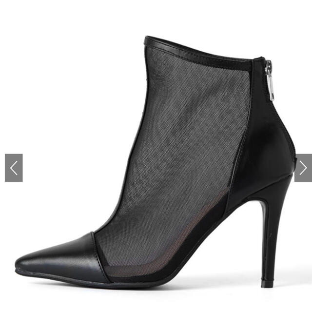 GRL(グレイル)のショートブーツ ブラック 新品未使用 レディースの靴/シューズ(ブーツ)の商品写真