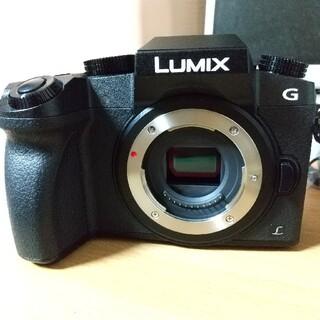 Panasonic - LUMIX ルミックス G7 ボディー美品です。