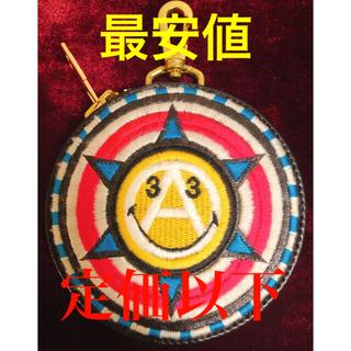 シュプリーム(Supreme)のblackmeans × VERDY coin case コインケース 伊勢丹(コインケース)