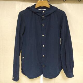 ヤエカ(YAECA)のyaeca 60/40クロスフードシャツ 定価約2万円(マウンテンパーカー)