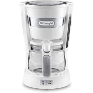 デロンギ(DeLonghi)のデロンギ ドリップコーヒーメーカー ICM14011J-W(コーヒーメーカー)
