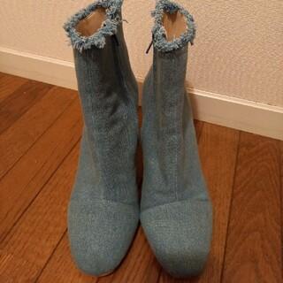 ロペ(ROPE)のブーツデニム製(ブーツ)