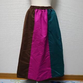 スカラー(ScoLar)のscolar(スカラー) スカート リバーシブル(ロングスカート)