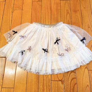 トッカ(TOCCA)の♡TOCCA♡チュールスカート(スカート)
