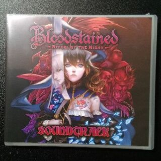 BLOODSTAINED RITUAL OF THE NIGHT サントラ(ゲーム音楽)