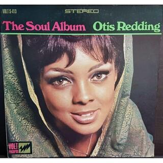 【LP美盤】OTIS REDDING THE SOUL ALBUM (USオリジ(R&B/ソウル)