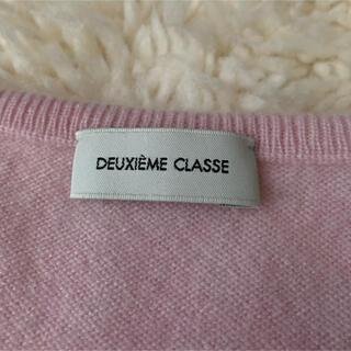 DEUXIEME CLASSE - ドゥーズィエムクラス カシミア ニット