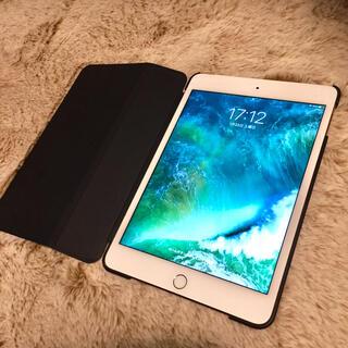 iPad - iPad mini 4 32GB wifi kate spadeカバー付