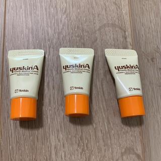 ユースキン(Yuskin)の新品 未使用 ユースキン クリーム ハンドクリーム 3本セット(ハンドクリーム)