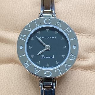 BVLGARI - ★2日間限定値下げ BVLGARI ブルガリ BZ22S B.zero1 箱付き