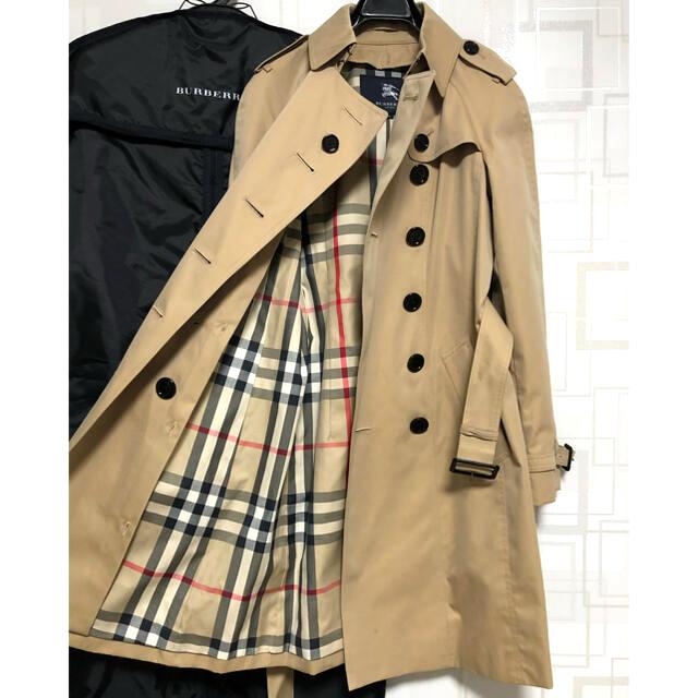 BURBERRY(バーバリー)の美品 バーバリー ロンドン ライナー付き トレンチコート ベージュ 38 レディースのジャケット/アウター(トレンチコート)の商品写真
