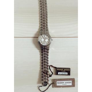 ハーディエイミス(HARDY AMIES)の腕時計 HARDY AMIES ハーディ エイミス(腕時計)