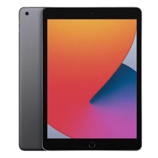 アイパッド(iPad)の1月25日購入 ipad 第8世代 32GB MYL92J/A スペースグレイ(タブレット)