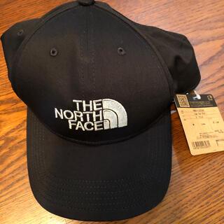 THE NORTH FACE - ノースフェイスキャップ 黒