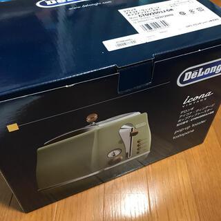 デロンギ(DeLonghi)のデロンギ アイコナ・ヴィンテージポップアップトースター(調理機器)