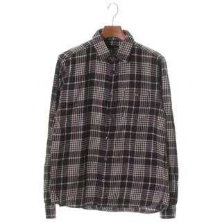ウェアラバウツ(WHEREABOUTS)のWHEREABOUTS カジュアルシャツ メンズ(シャツ)