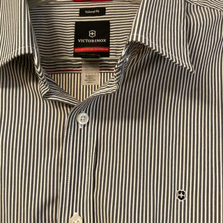 VICTORINOX - ビクトリノックス ストライプシャツ