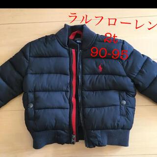 Ralph Lauren - ラルフローレン 中綿ジャケット コート 90