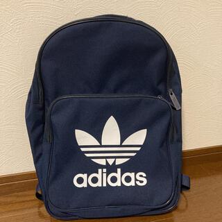 アディダス(adidas)のアディダスオリジナルス リュック ネイビー(バッグパック/リュック)