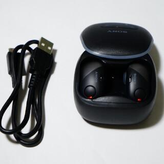 SONY - WF-SP700N SONY 完全ワイヤレスイヤホン