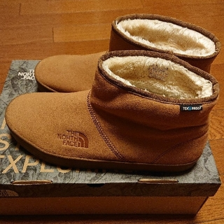 THE NORTH FACE - Winter camp Bootie ll short (26cm) 男女兼用