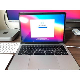 Mac (Apple) - Mac Book Pro 美品 2019年購入 PCカバー付き