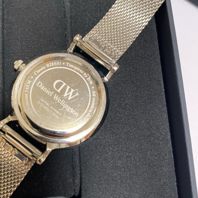 Daniel Wellington(ダニエルウェリントン)のDaniel Wellington 腕時計 バングル  レディースのファッション小物(腕時計)の商品写真