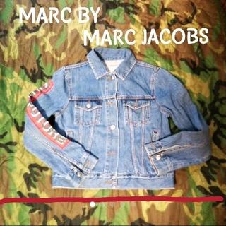 マークバイマークジェイコブス(MARC BY MARC JACOBS)のMARC BY MARC JACOBS リメイク風 デニムジャケット(Gジャン/デニムジャケット)