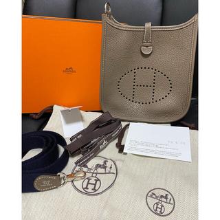 Hermes - エルメス エヴリン TPM 大人気エトゥープ 2019年購入美品
