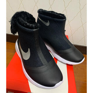 ナイキ(NIKE)の新品 NIKE スニーカーボアブーツ  タンジュン ハイ 20cm ハイカット(ブーツ)